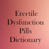 Erectile Dysfunction Dictionar