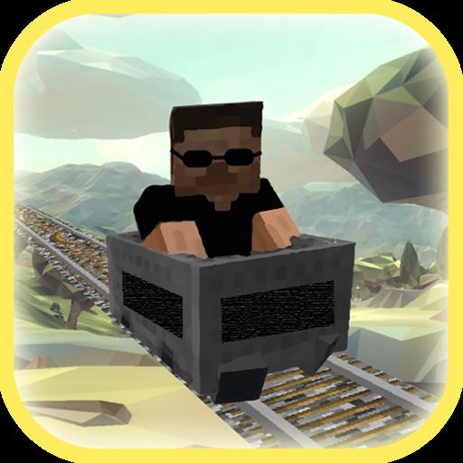 Mine Cart Race LOGO-APP點子