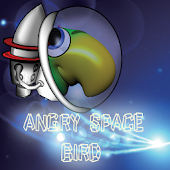 Angry Space Bird