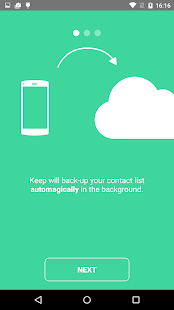 Keep Contacts- screenshot thumbnail