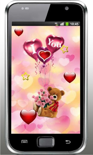 Bear Love Wish live wallpaper