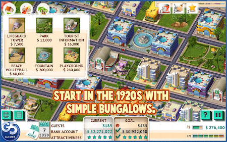 Build It! Miami Beach Resort 1.1 screenshot 154720