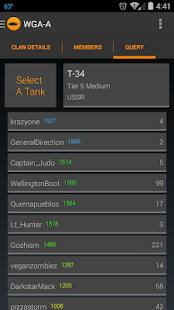 WoT Community Assistant - screenshot thumbnail