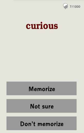 Memorize Common Eng Words Pro