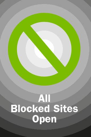All Blocked Sites Open