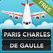 FLIGHTS Paris CDG Airport - Androidアプリ