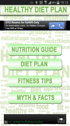 Health Diet Plan