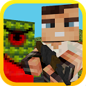 Block Gun 3D - Minecraft Style icon