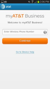 myAT&T Business- screenshot thumbnail