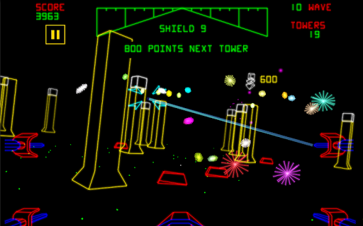Retro Wars Arcade  screenshots 2