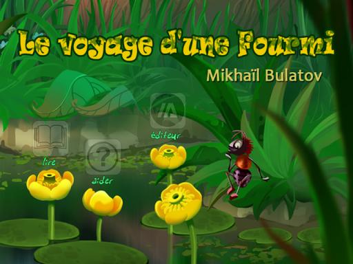 Le voyage d'une Fourmi