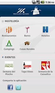 Hostelería Navarra - screenshot thumbnail