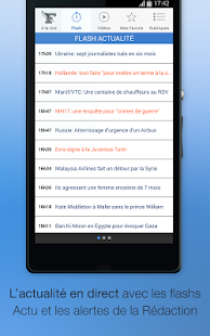 Le Figaro.fr - screenshot thumbnail