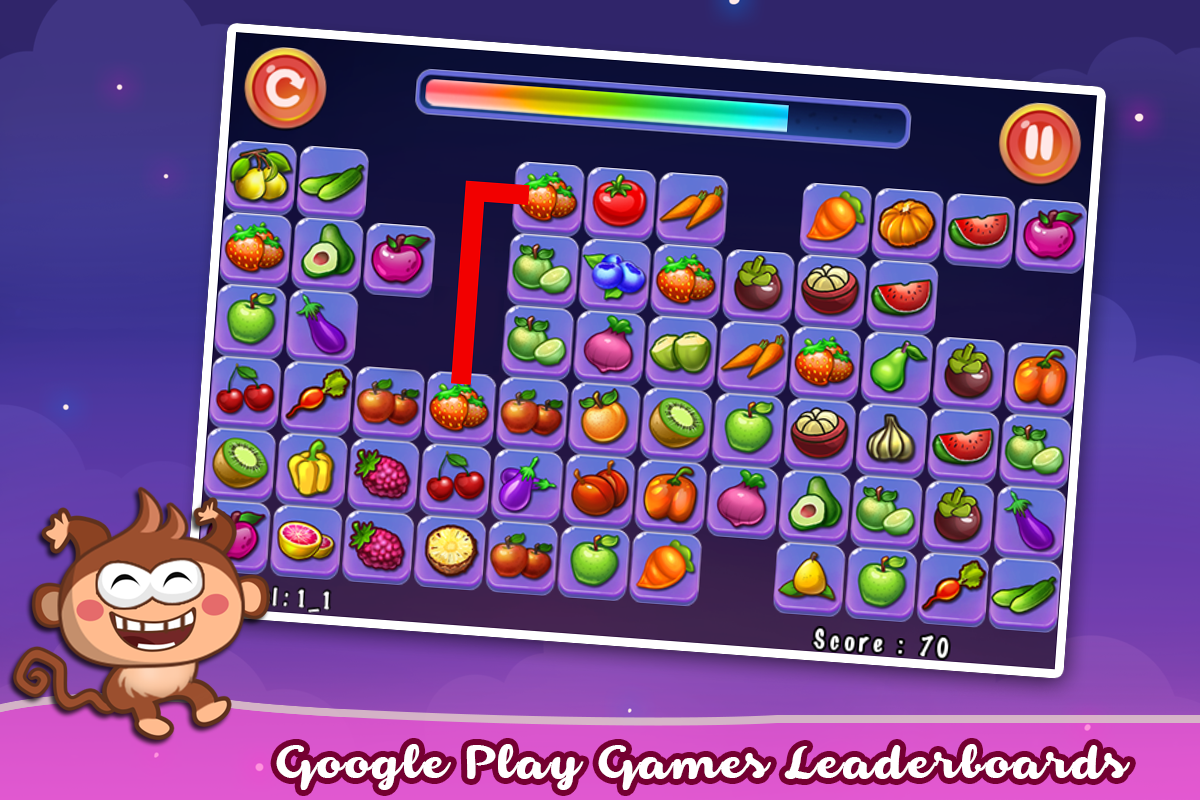 Fruit link deluxe - Fruit Link Suga Screenshot