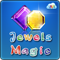 Jewels Magic logo