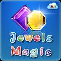 Jewels Magic logo