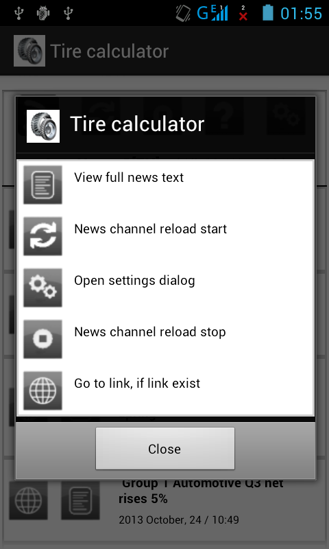 tire calculator android apps on google play