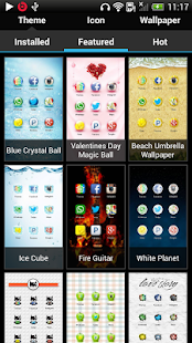 Nine Launcher - screenshot thumbnail