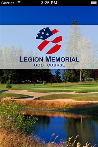 Legion Memorial Golf Course- screenshot