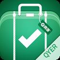 穷游清单 - 旅游.旅行.自由行.自助游.装备 icon