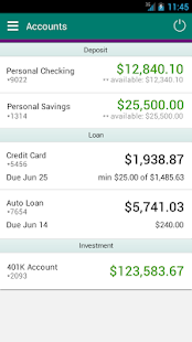 SD METRO Credit Union- screenshot thumbnail