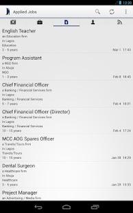 Image result for jobberman.com application on mobile