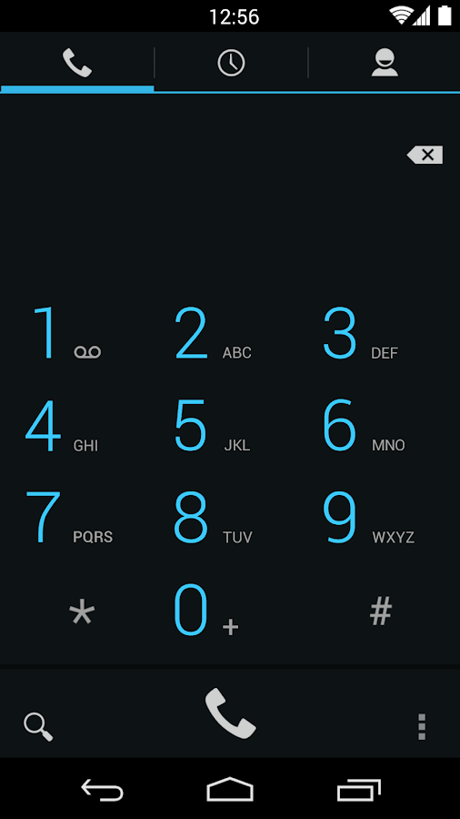 Android 4.4 KitKat Theme - screenshot