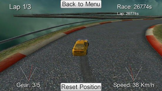 Multiplayer Racing - screenshot thumbnail