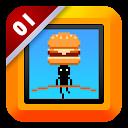 Hamburger Trapeze Act APK