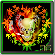 App Skull Smoke Weed Magic FX APK for Windows Phone