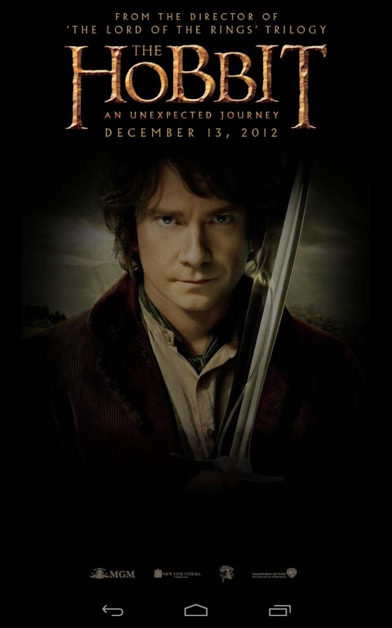 The Hobbit Live Wallpaper- screenshot