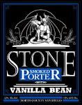 Stone Smoked Porter With Vanilla Beans