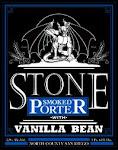Stone Smoked Porter With Vanilla Beans