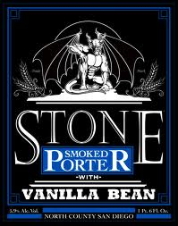 Logo of Stone Smoked Porter With Vanilla Beans