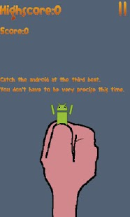 Catch The Android!- screenshot thumbnail