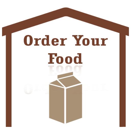 Order Your Food 商業 App LOGO-APP試玩