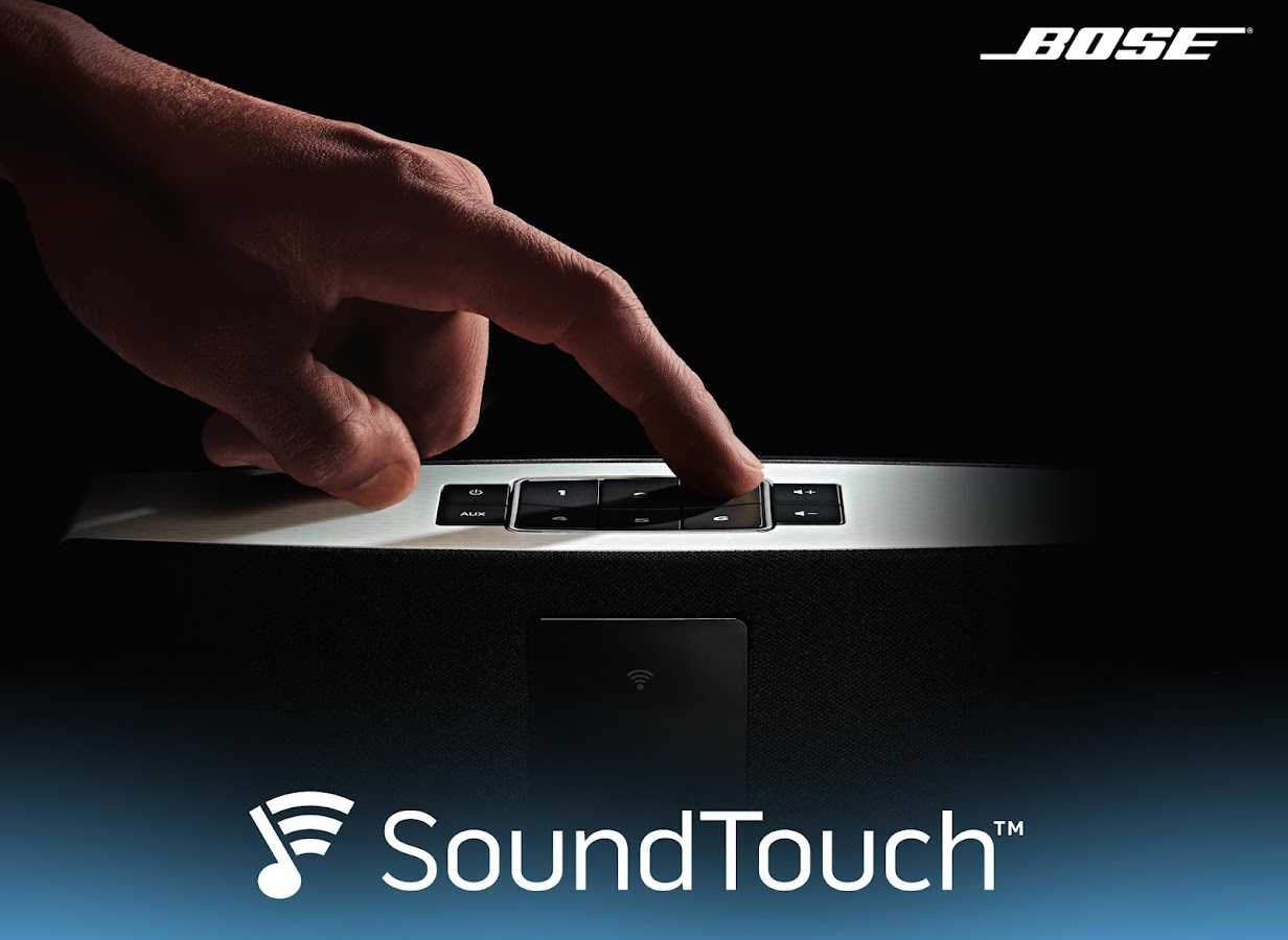 SoundTouch Controller- screenshot