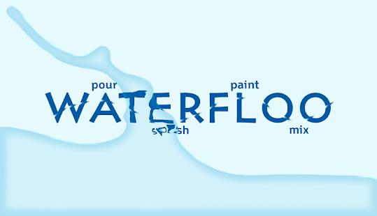 玩免費娛樂APP|下載Waterfloo: Liquid Simulation app不用錢|硬是要APP