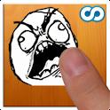 Rage Meme Smasher FREE logo