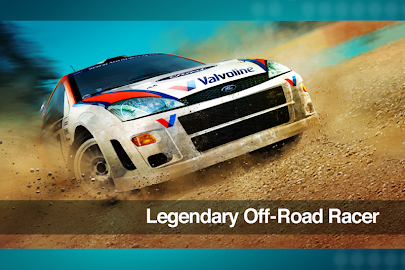 Colin McRae Rally Screens