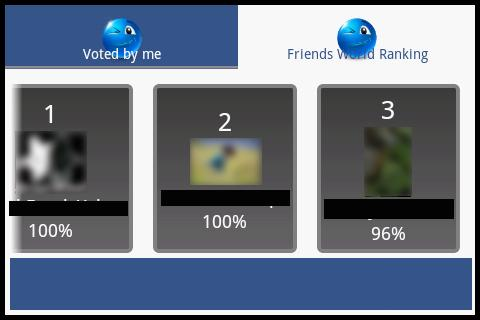 Facebook Top Friends - screenshot