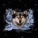 Handsome Wolf Live Wallpaper