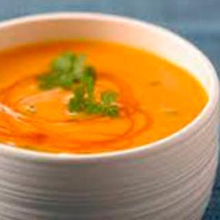 Sopa Calabaza Raw