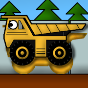 Kids Trucks: Puzzles