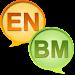 English Bambara Dictionary + Icon