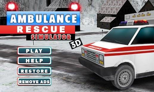 Ambulance-911-rescue-simulator 2