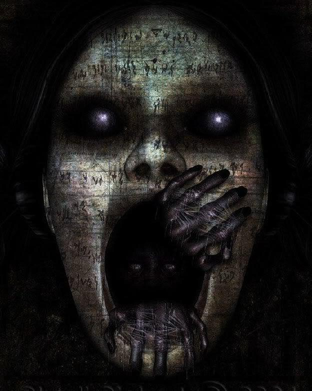 Scare Me! Scary Horror App!- screenshot