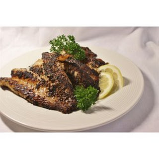 Cajun Blackened Catfish