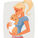 MOMMY TO BE APP logo