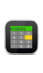 Dialer for SmartWatch